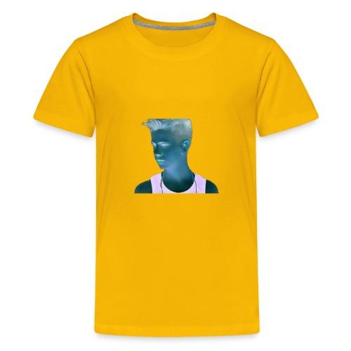 Kevinb Face - Kids' Premium T-Shirt