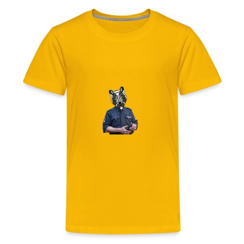 wolf police - Kids' Premium T-Shirt