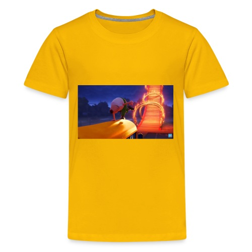 Mr krupp / aptain underpants dresssed - Kids' Premium T-Shirt
