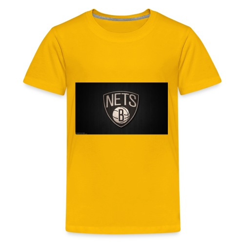 Brooklyn Nets Phone Case - Kids' Premium T-Shirt
