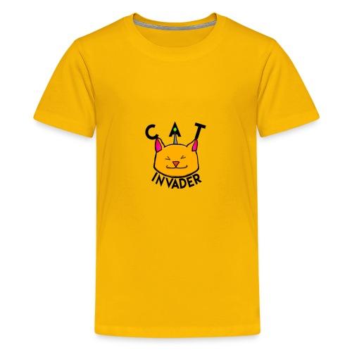 CatInavsders merchandise - Kids' Premium T-Shirt