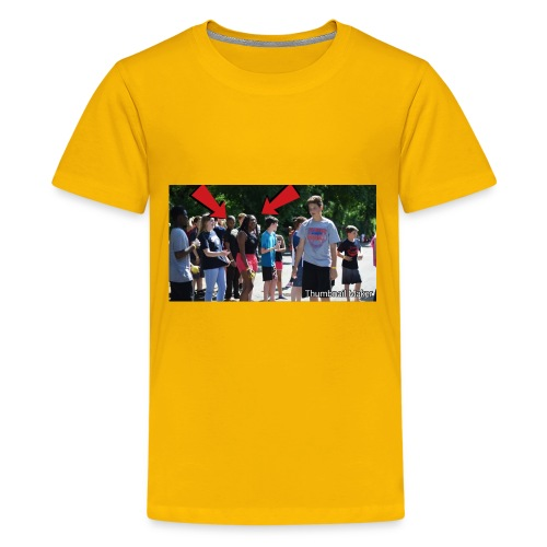 Craiglawrencemerch - Kids' Premium T-Shirt