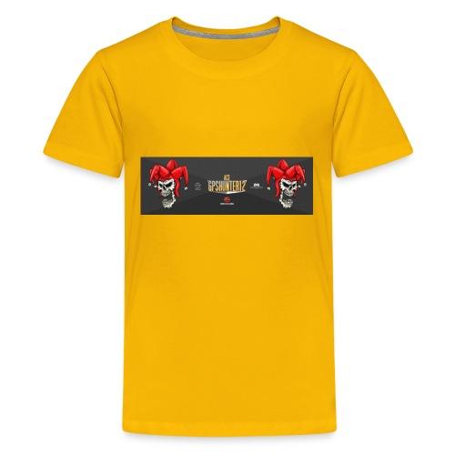 GpsHunter12 - Kids' Premium T-Shirt