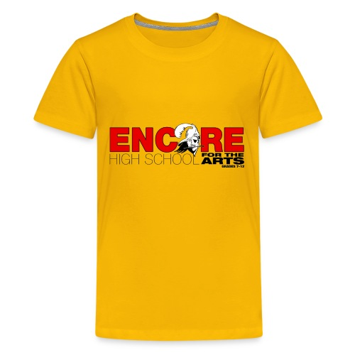 ENCORE_LOGO_FINALTiff - Kids' Premium T-Shirt