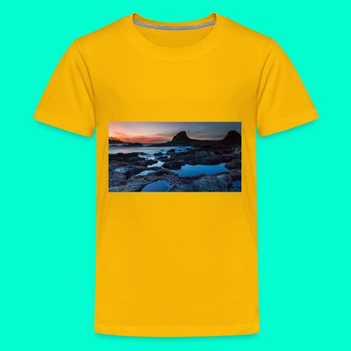 the best design - Kids' Premium T-Shirt