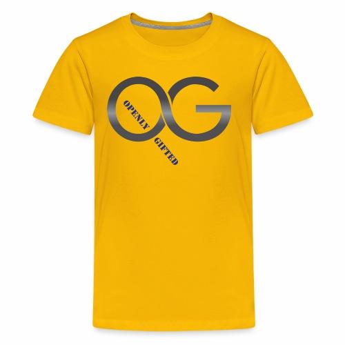 OG Openly Gifted! - Kids' Premium T-Shirt