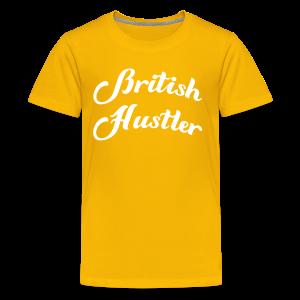 British Hustler - Kids' Premium T-Shirt