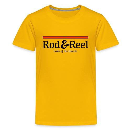 RodandReelSimple - Kids' Premium T-Shirt