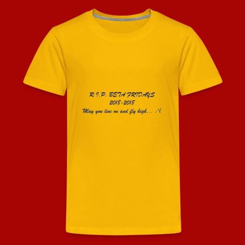 R.I.P. BETA FRIDAYS - Kids' Premium T-Shirt