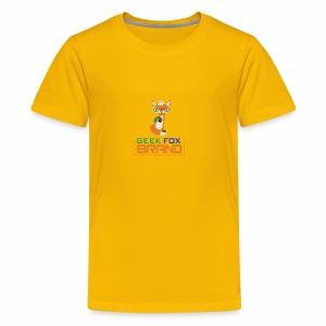 GEEK FOX BRAND - Kids' Premium T-Shirt