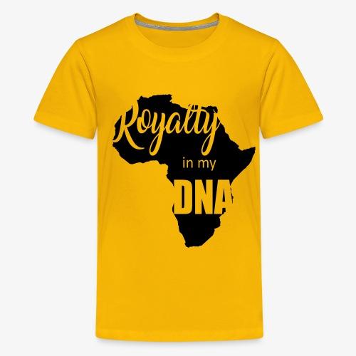 RoyaltyinmyDNA - Kids' Premium T-Shirt