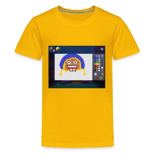 1D97B755 750F 4454 8B32 BCE7DABBE578 - Kids' Premium T-Shirt