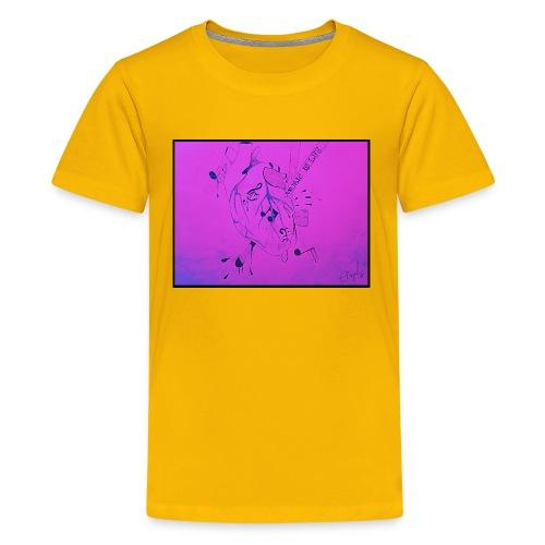 Music is Life - Kids' Premium T-Shirt