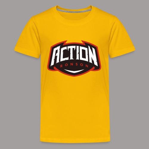 The Base Logo - Kids' Premium T-Shirt