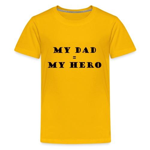 dad - Kids' Premium T-Shirt