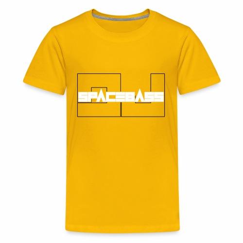 SPACEBASSDJ - Kids' Premium T-Shirt