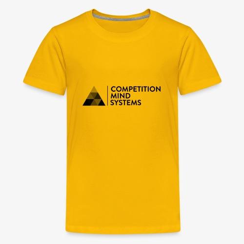 CMS dark logo - Kids' Premium T-Shirt