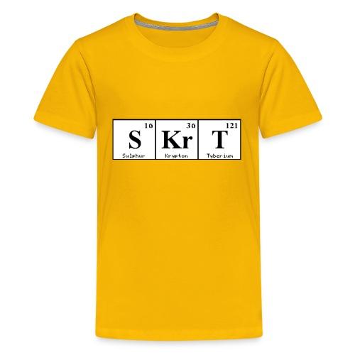 SKRT for Nerds - Kids' Premium T-Shirt