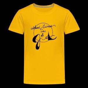 Good Times LOGO - Kids' Premium T-Shirt