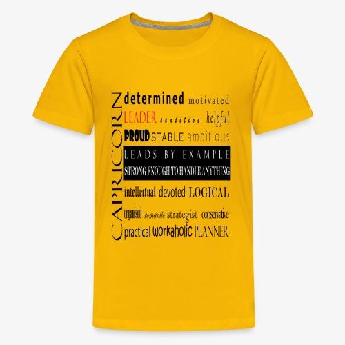 Capricorn - Kids' Premium T-Shirt