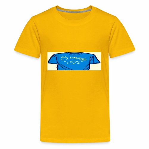Q's Simply T's - Kids' Premium T-Shirt