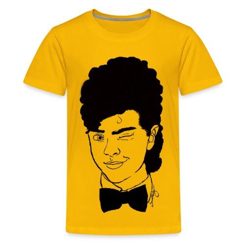 wink wink - Kids' Premium T-Shirt