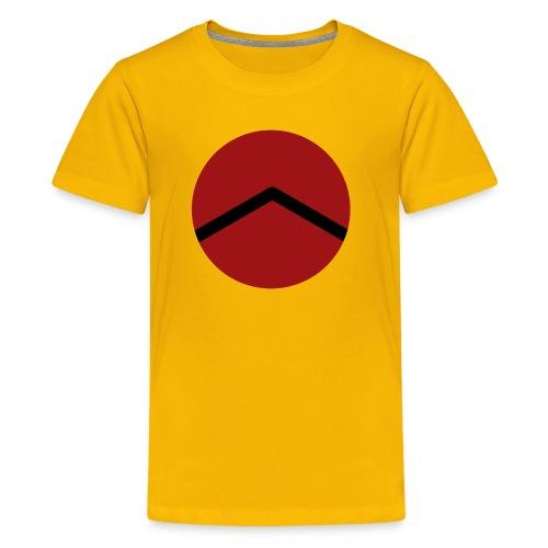 Spartan A - Kids' Premium T-Shirt