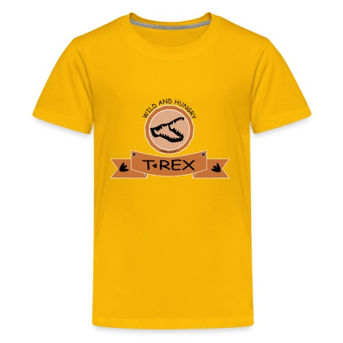 T REX - Kids' Premium T-Shirt