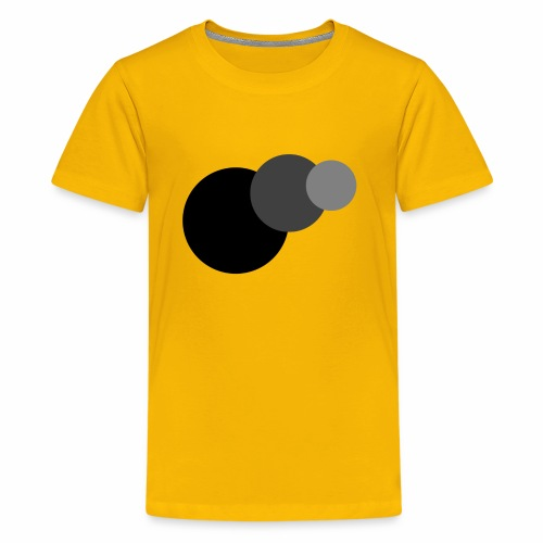3 circles - Kids' Premium T-Shirt