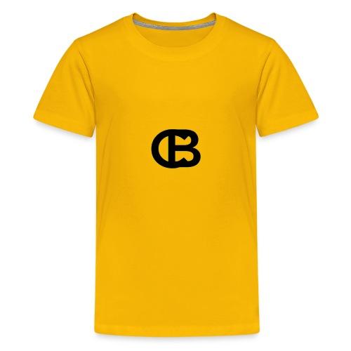 CAPTONBEAST Logo - Kids' Premium T-Shirt