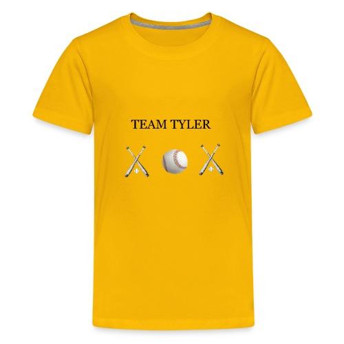 Team Tyler - Kids' Premium T-Shirt