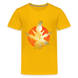 rockrole Shirt Design - Kids' Premium T-Shirt