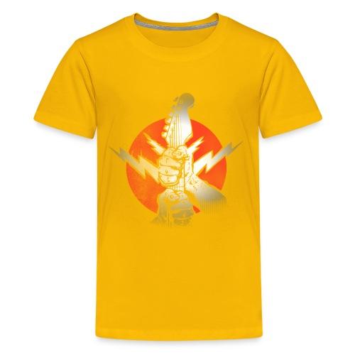 rockrole Shirt Design - Kids' Premium T-Shirt