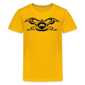 Game Development Guild Logo - Kids' Premium T-Shirt