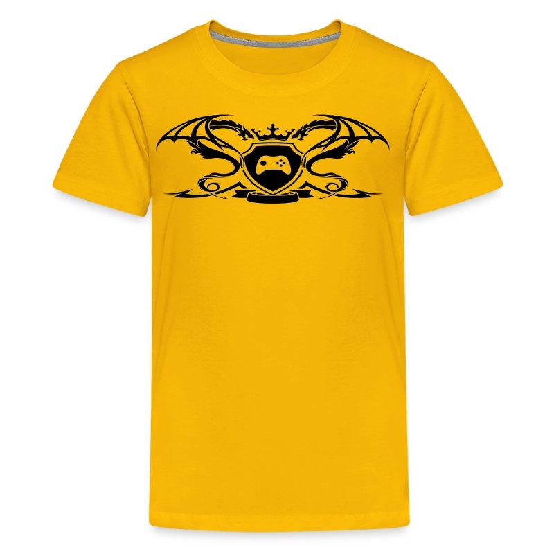 Game Development Guild Logo - Kids' Premium T-Shirt