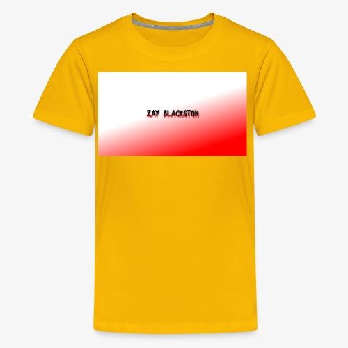 zay x red,white - Kids' Premium T-Shirt