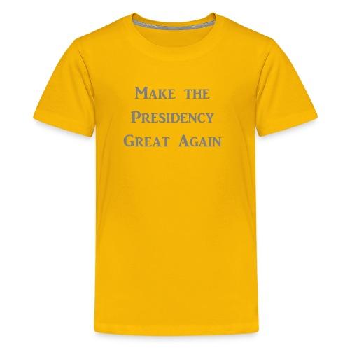 Presidency - Kids' Premium T-Shirt