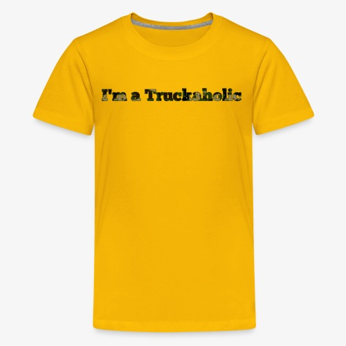 First Step - Kids' Premium T-Shirt