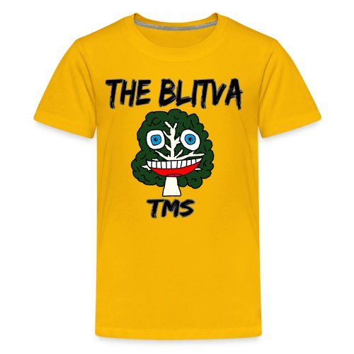 Blitva stuff :) - Kids' Premium T-Shirt