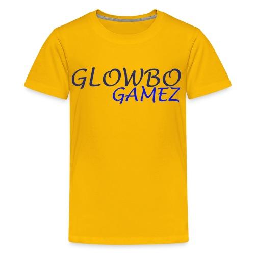 GlowBo's : The Fancy Fashion! - Kids' Premium T-Shirt