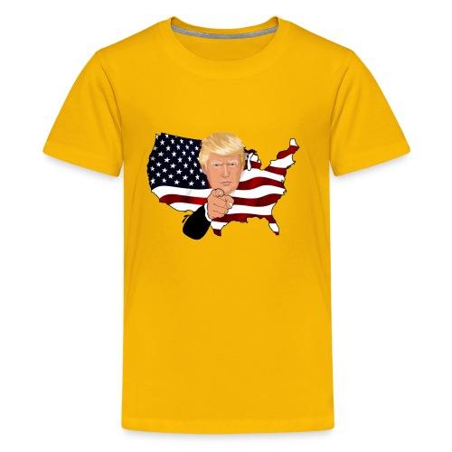 America - Kids' Premium T-Shirt