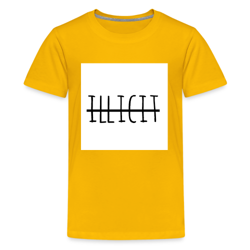 illicit - Kids' Premium T-Shirt