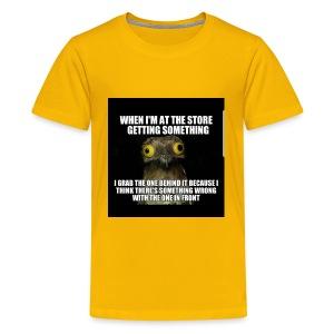 20180211 215834 - Kids' Premium T-Shirt