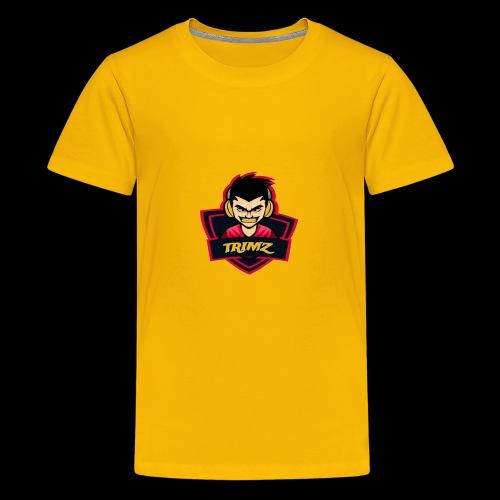 Trimz Army Trimz Logo - Kids' Premium T-Shirt