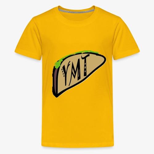 YEET MAN TACO LOGO MERCH - Kids' Premium T-Shirt