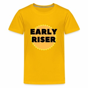 Early Riser - Kids' Premium T-Shirt