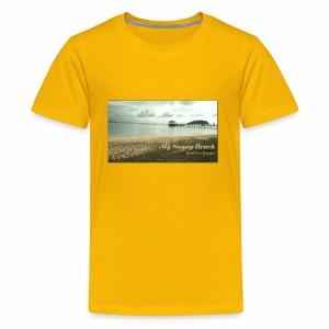 My Sunny Beach - Kids' Premium T-Shirt