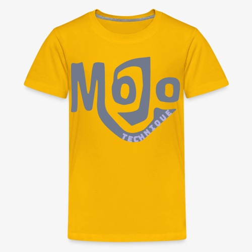 MojoGray - Kids' Premium T-Shirt