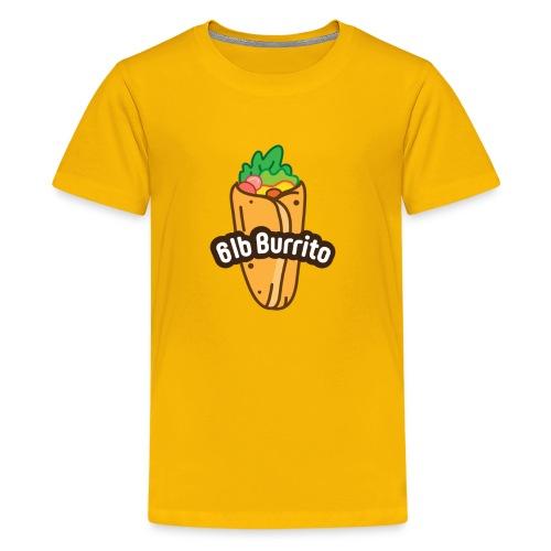 Burrito Logo - Kids' Premium T-Shirt