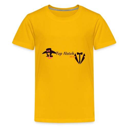 top notch - Kids' Premium T-Shirt
